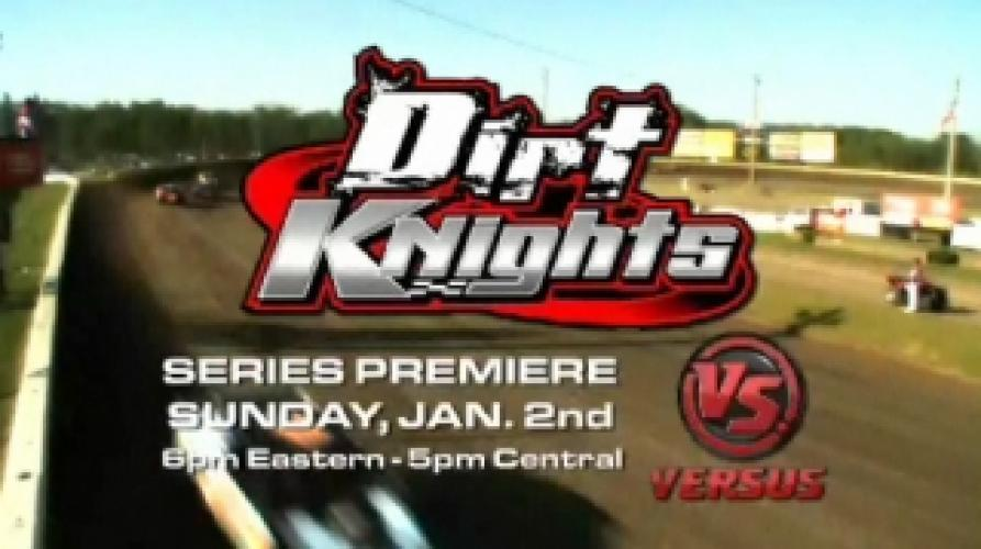 Dirt Knights next episode air date poster