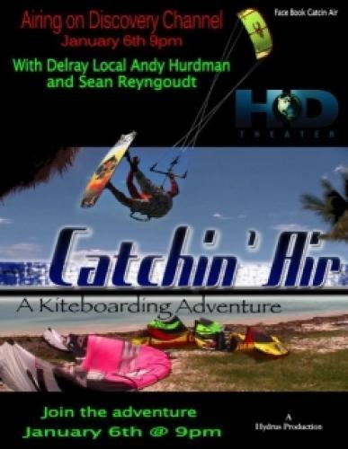 Catchin' Air next episode air date poster