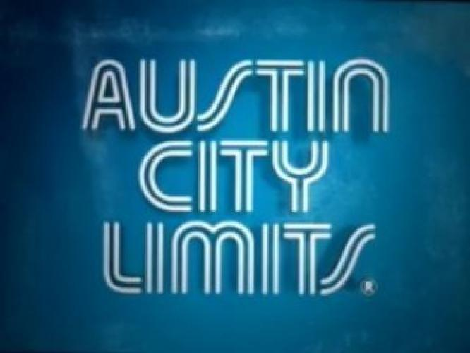 Austin City Limits next episode air date poster