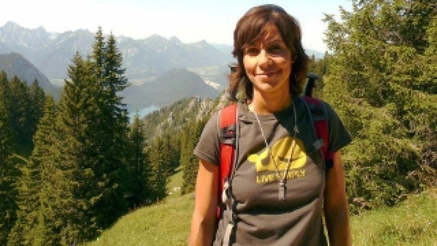Julia Bradbury's German Wanderlust next episode air date poster