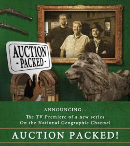Auction Packed next episode air date poster