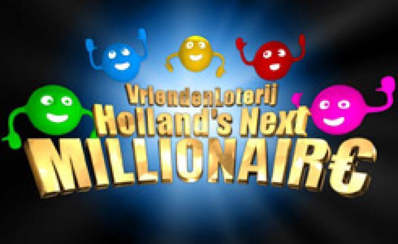 VriendenLoterij Holland's Next Millionaire next episode air date poster