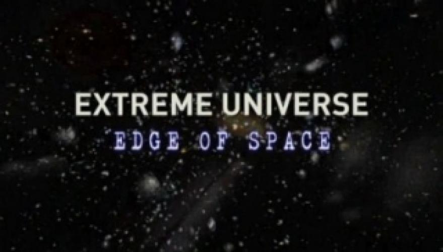 Extreme Universe next episode air date poster