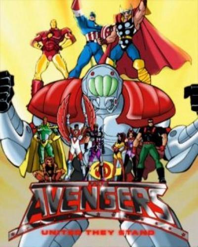 Avengers next episode air date poster