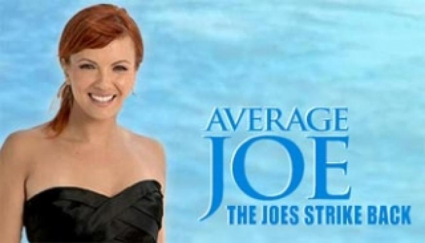 Average Joe next episode air date poster