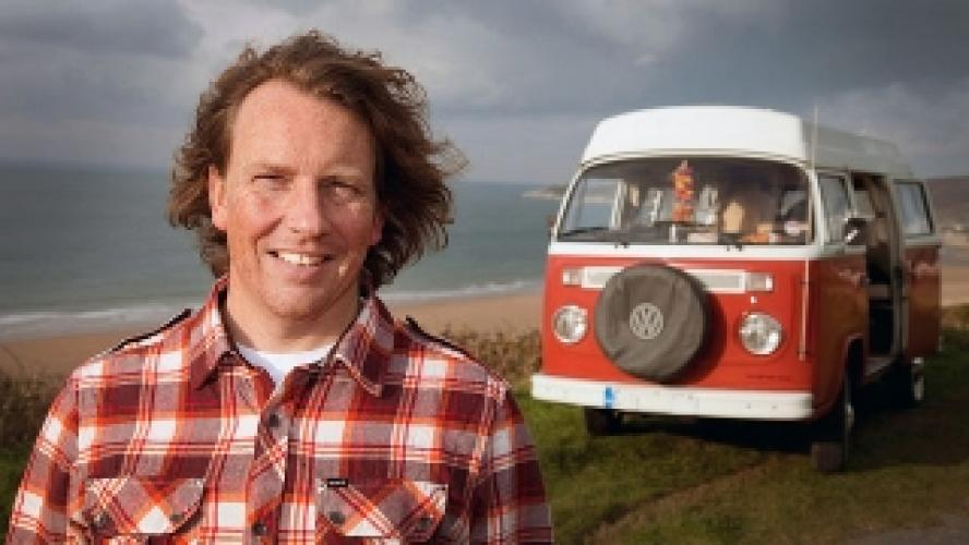 One Man and His Campervan next episode air date poster