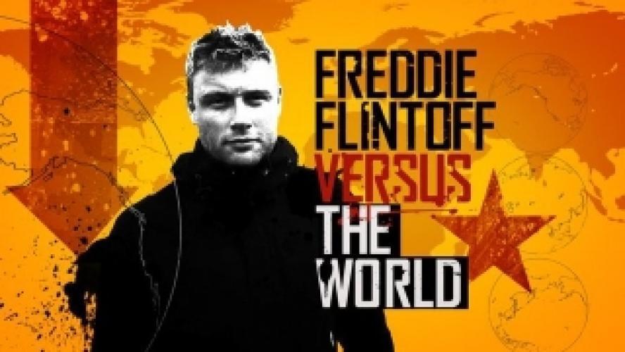 Freddie Flintoff Versus the World next episode air date poster