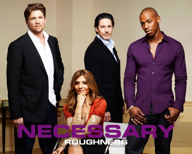 Necessary Roughness next episode air date poster