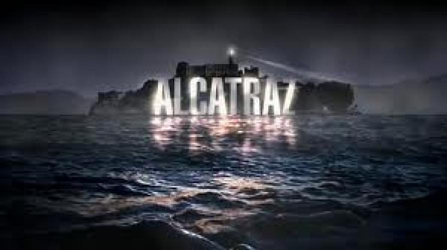 Alcatraz next episode air date poster