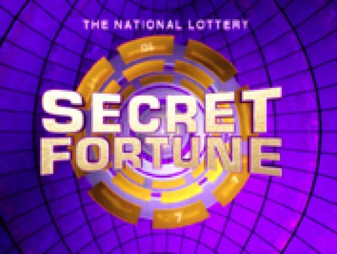 The National Lottery: Secret Fortune next episode air date poster