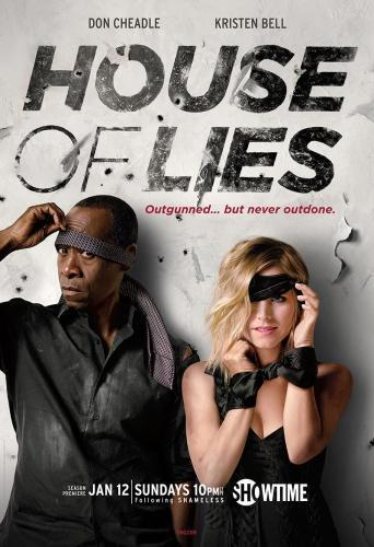 House of Lies next episode air date poster