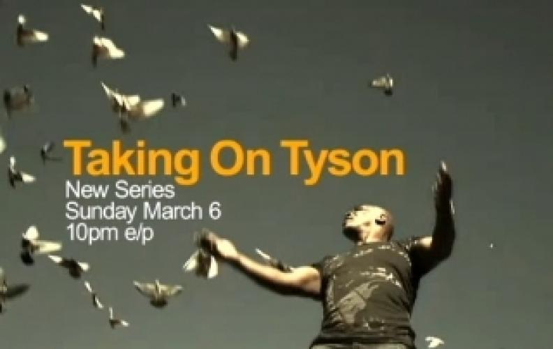 Taking on Tyson next episode air date poster