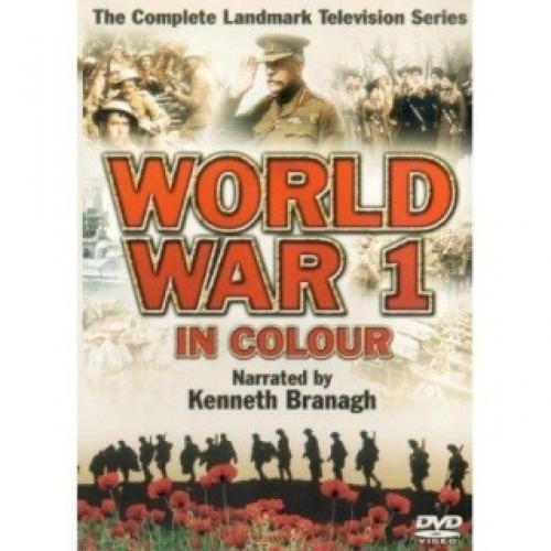 World War 1 in Colour next episode air date poster