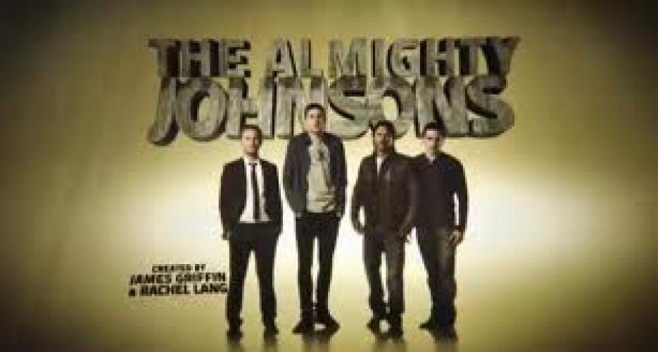 The Almighty Johnsons next episode air date poster