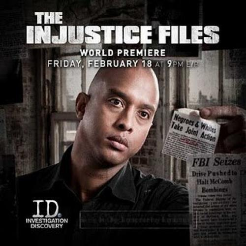 The Injustice Files next episode air date poster