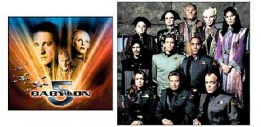 Babylon 5 next episode air date poster