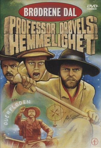 Brødrene Dal og Professor Drøvels hemmelighet next episode air date poster