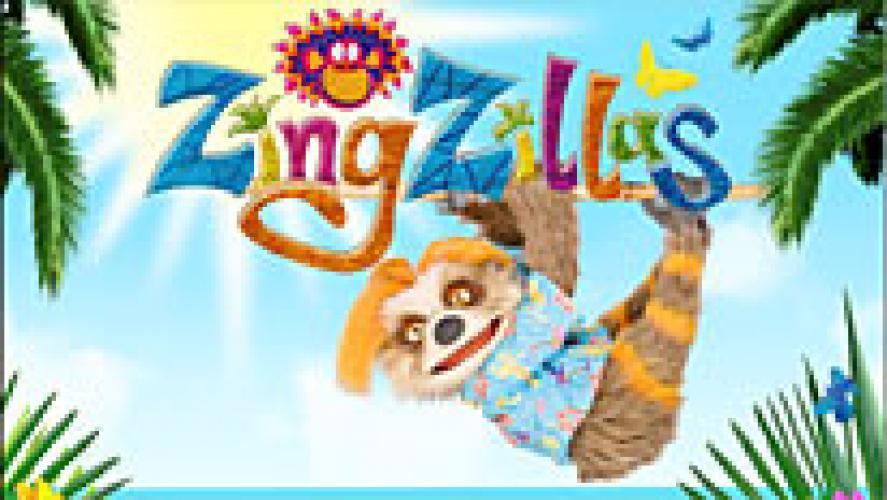 ZingZillas ZingBop next episode air date poster