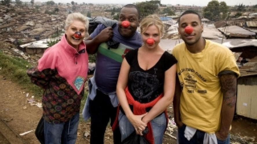 Famous, Rich And In The Slums With Comic Relief next episode air date poster