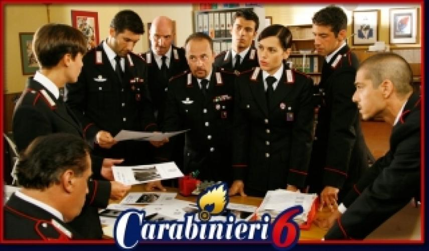 Carabinieri next episode air date poster