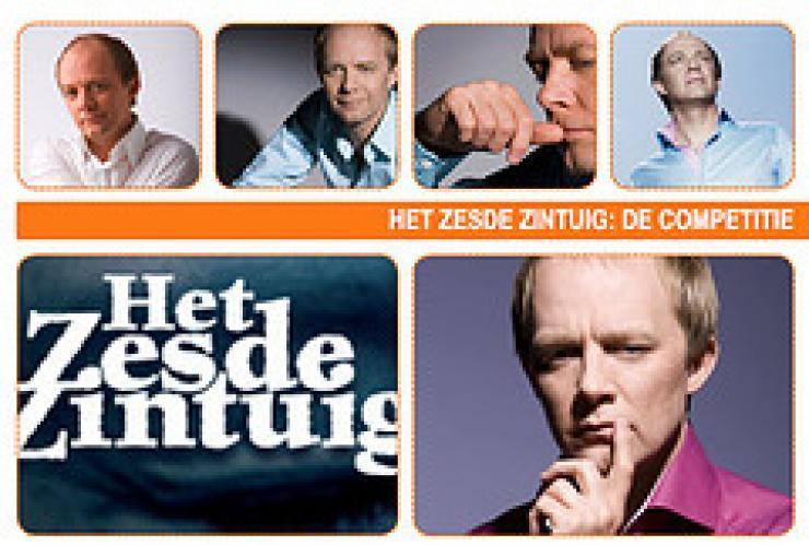 Zesde zintuig internationaal, Het next episode air date poster
