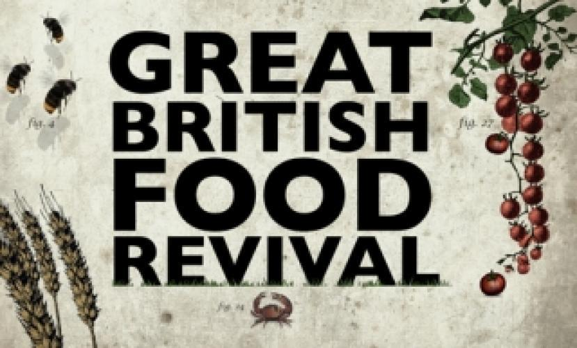Great British Food Revival next episode air date poster