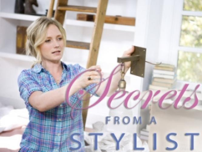 Secrets from a Stylist next episode air date poster