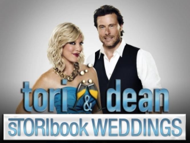 Tori & Dean: sTORIbook Weddings next episode air date poster