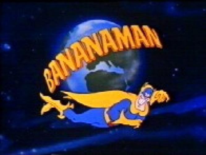 Bananaman next episode air date poster