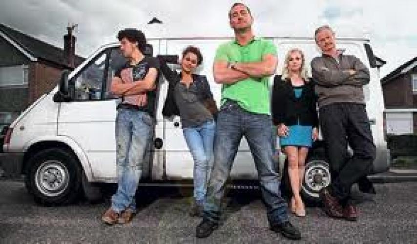 White Van Man next episode air date poster