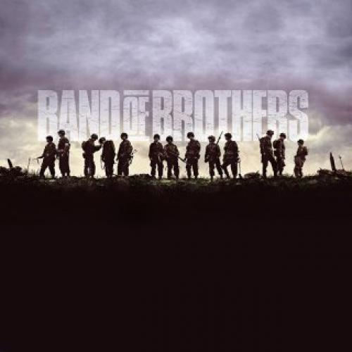 Band of Brothers next episode air date poster