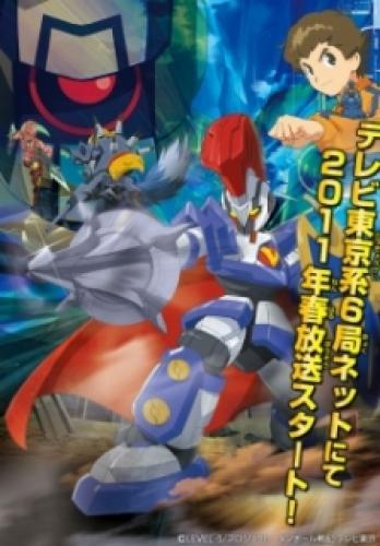 Danball Senki next episode air date poster