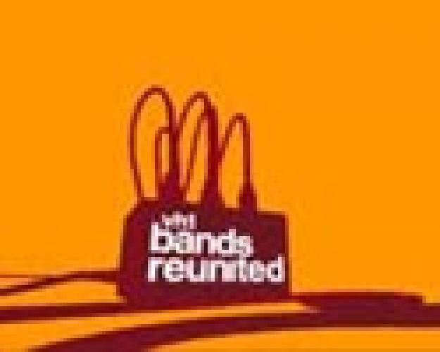 Bands Reunited next episode air date poster