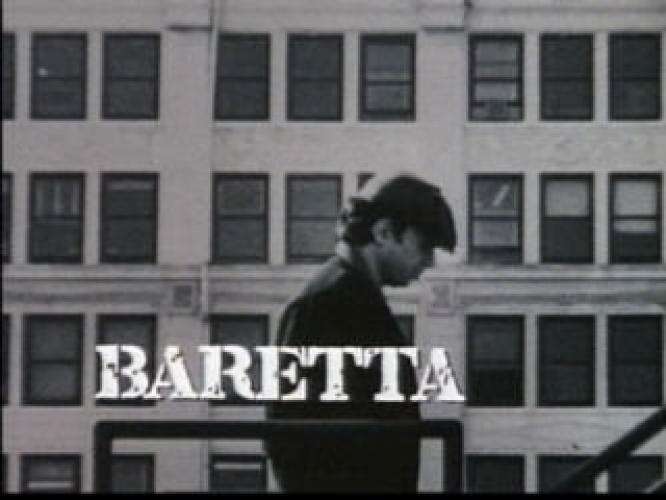 Baretta next episode air date poster