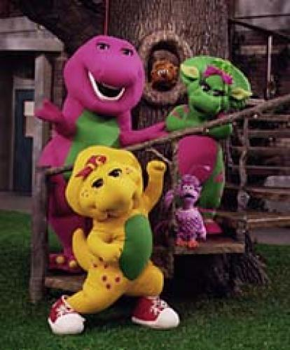 Barney & Friends next episode air date poster