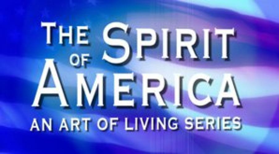 The Spirit of America next episode air date poster