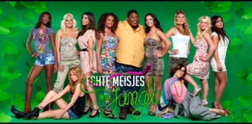 Echte meisjes in de jungle next episode air date poster