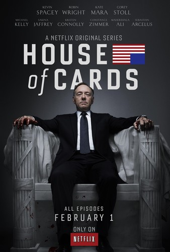 House of Cards next episode air date poster
