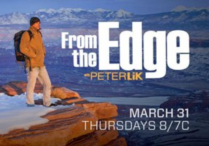 From the Edge with Peter Lik next episode air date poster