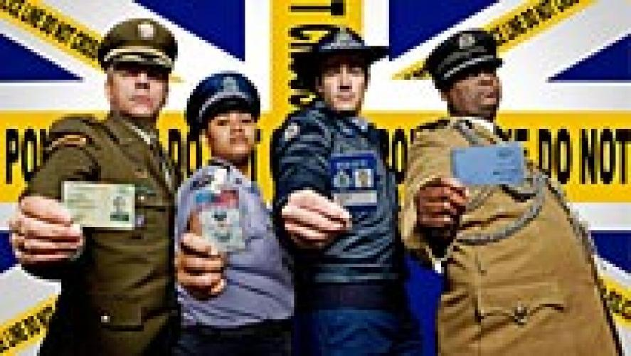Police Academy UK next episode air date poster