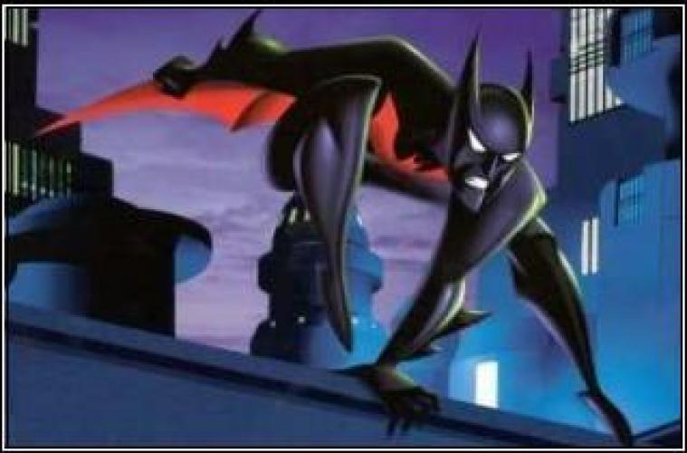 Batman Beyond next episode air date poster