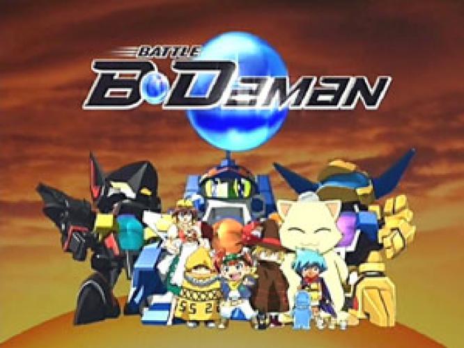 Battle B-Daman next episode air date poster