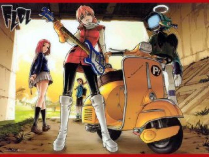Furi Kuri (FLCL) next episode air date poster