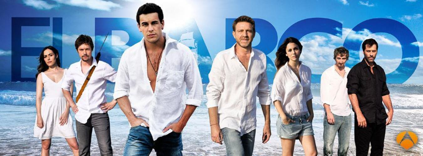 El Barco next episode air date poster
