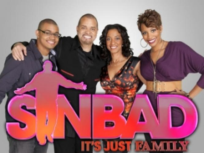 Sinbad It's Just Family next episode air date poster