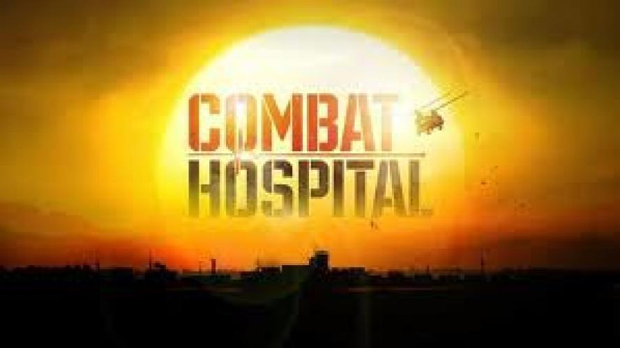 Combat Hospital next episode air date poster
