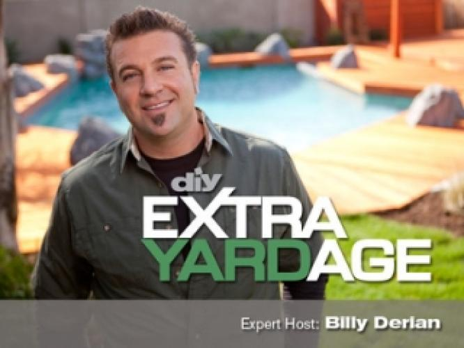 Extra Yardage next episode air date poster