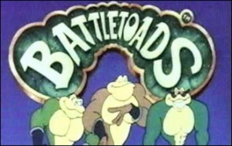 Battletoads next episode air date poster