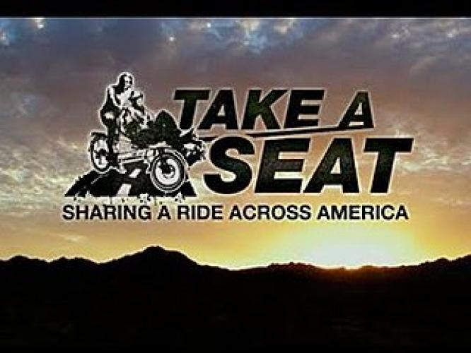 Take a Seat: Sharing a Ride Across America next episode air date poster