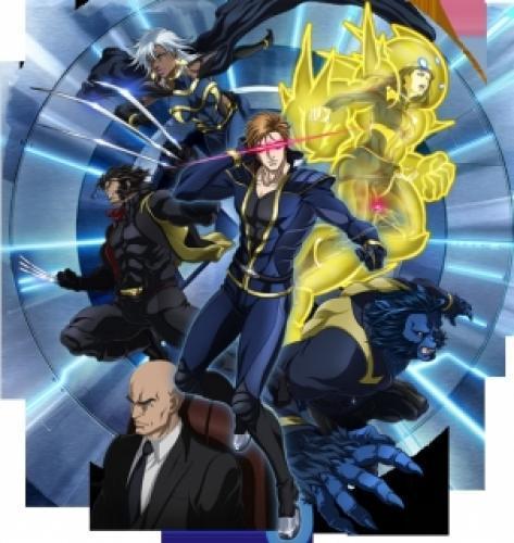 X-Men (JP) next episode air date poster